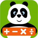 Math Panda Icon
