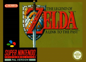 The Legend of Zelda_- A Link to the Past