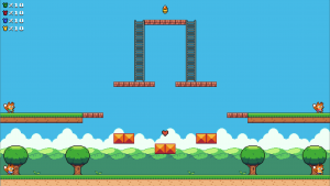 Fighting Platformer - High Ground