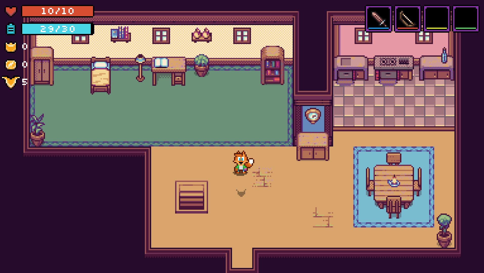 Reynard's House