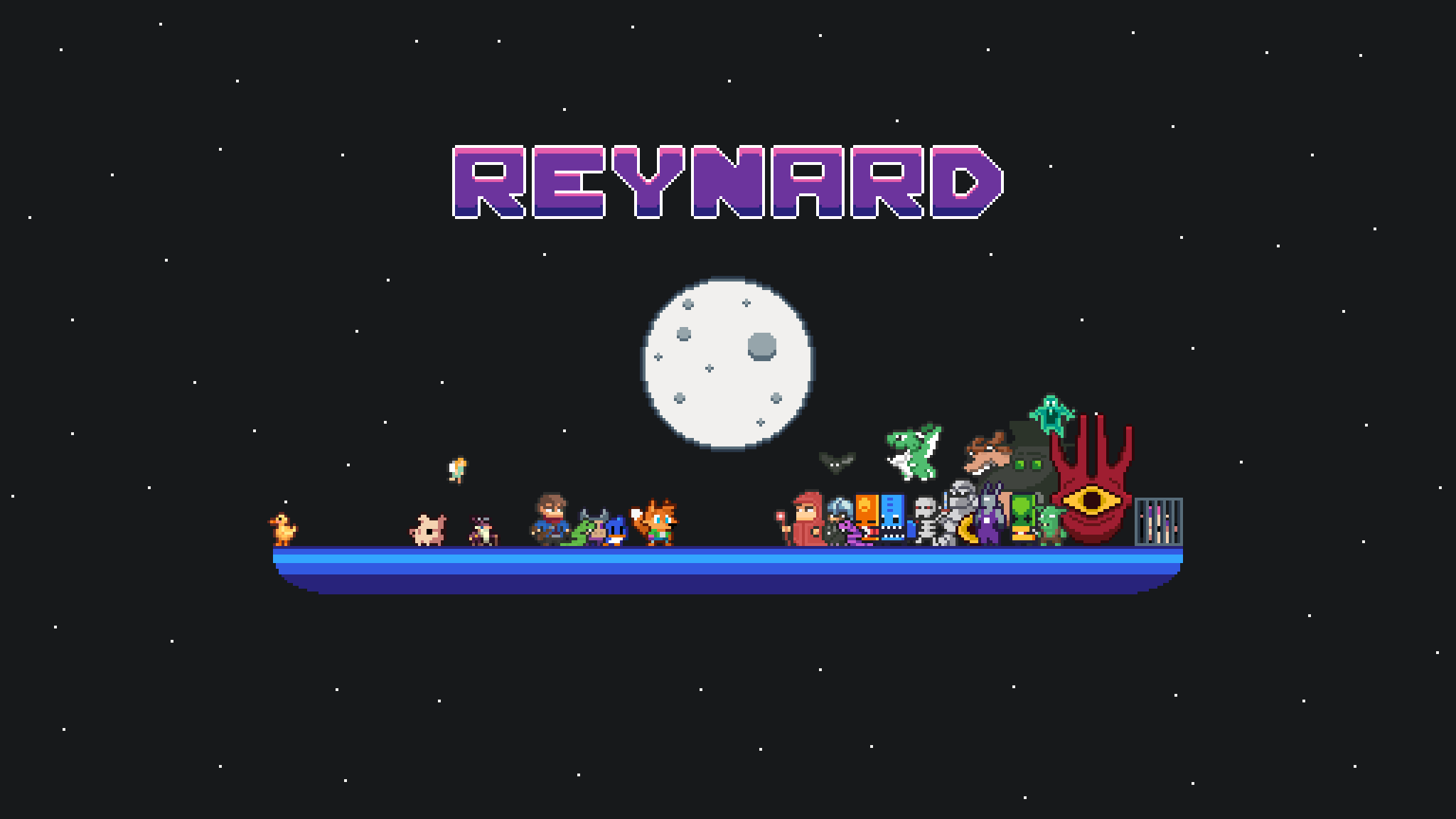 Reynard fox game
